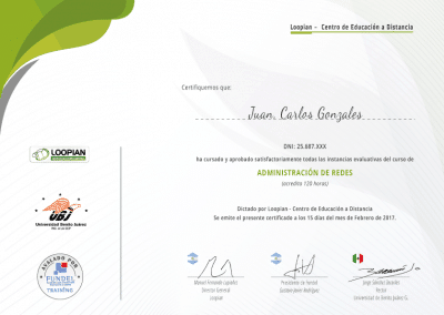 Diploma Loopian